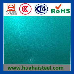 Color Coated Galvanized/Galvalume Steel Transparent Blue pictures & photos