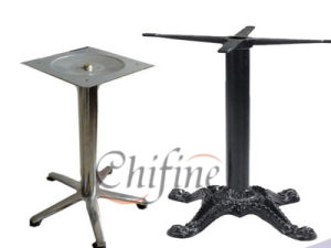 OEM Manufacturer Cast Iron Table Furniture Leg pictures & photos