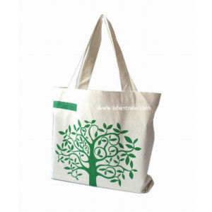 Cotton Canvas Trade Show Bag