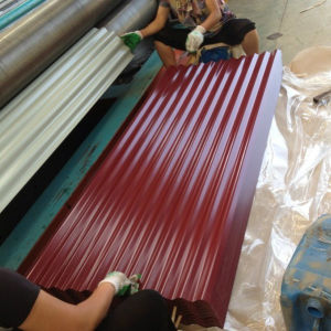 Hot Dipped Prepainted Steel Roofing Sheet pictures & photos