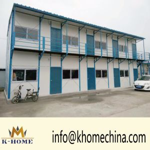 Hot Sale Steel Fabrication Prefabricated Vacation Living House pictures & photos