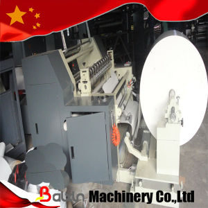 Automatic Paper Roll Slitting and Rewinding Machine pictures & photos