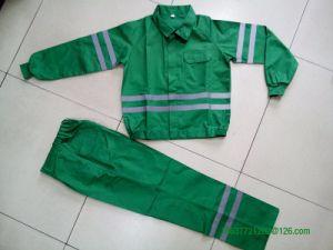 Spain Market Work Uniform Pants and Shirt pictures & photos