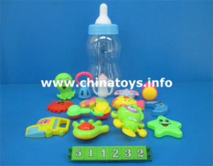 New Plastic Baby Toys 8 PCS Bell (511236) pictures & photos