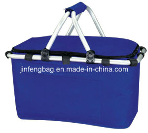 Picnic Basket Shopping Basket (JF-PC-37)
