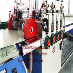 PVC Floor Board Machine WPC Floor Base Layer Machinery pictures & photos