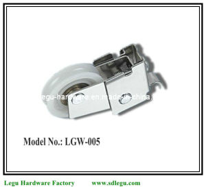 High Quality Fast Delivery Aluminum Sliding Window Pulley (LGW-005)