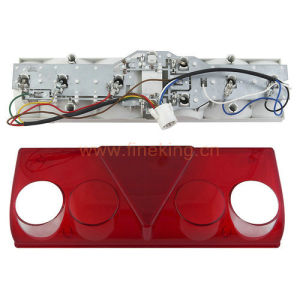Plastic Cover for Car Taillight