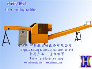 Waste Cloth and Fiber Cutting Recycling Processing Machine pictures & photos