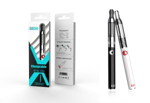 E Cigarette Vaporizer Mod Atomizer with Airflow Control Kit pictures & photos