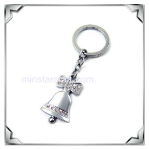 Custom Zinc Alloy Enamel Metal Promotion Key Ring