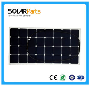 Sunpower Flexible Solar Panel for Roof and Golf Car
