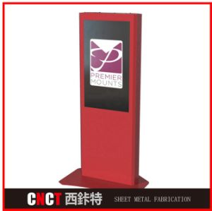 OEM Sheet Metal Working Welding LCD Stand pictures & photos