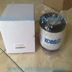 High Performance Engine Air Filter for Kobelco Excavator/Loader/Bulldozer pictures & photos