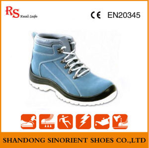 Waterproof Blue Hammer Safety Shoes RS525 pictures & photos