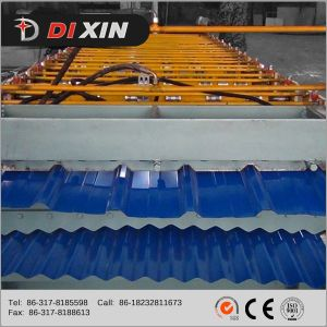 Double Roofing Metal Sheet Roll Forming Machine, Machineries of China Supplier pictures & photos