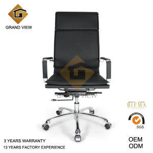 Black Leather High Back Chairs (GV-OC-H305) pictures & photos