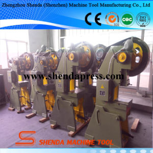 J23 Series 6.3t Mechanical Power Press
