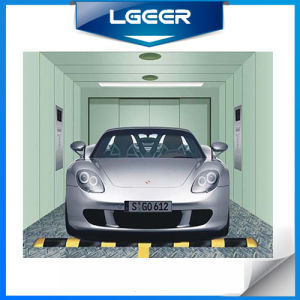 Energy Saving Car Lift with Large Door Width pictures & photos