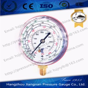 3000kpa Refrigerant Pressure Gauge pictures & photos