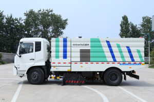 (CXY5166TSL) Sanitation Road Sweeper Truck