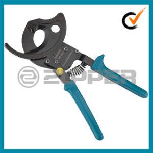 Ratchet Cable Cutter with Precision Blades Optimized Shape (ZC-36A) pictures & photos