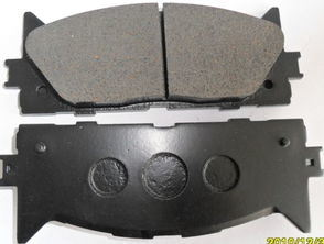 Blue Bird Brake Pad for Nissan D540 pictures & photos