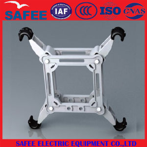 China Jzf4 Square Frame Type Spacer Dampers Electric Power Fittings Cable Hardwares - China High Quality Square Frame Spacer Damper, High Quality Power Line SPA pictures & photos