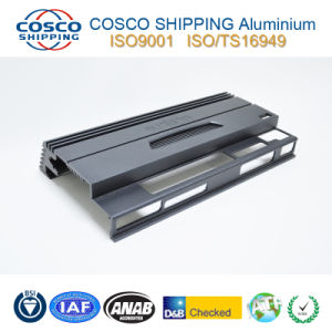SGS Approved Aluminum Extrusion for Electronics Enclosure with ISO9001 Certificated pictures & photos