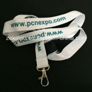 Cheap Polyester Printing Lanyard pictures & photos