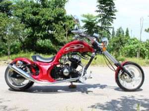 250cc Classic Custom Chopper Motorcycle (250CHB-02) pictures & photos