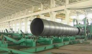 Carbon Steel Tube-Steel Pipe-L245spiral Steel Pipe