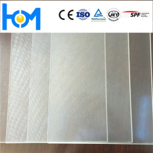 Hm 3.2mm Photovoltaic Solar Tempered Clear Sheet Module Glass pictures & photos