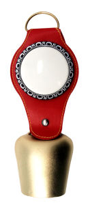 Swiss Cow Bells with Coin Holder Strap Application A4-C026-Chb pictures & photos