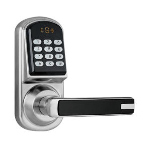 Small Size Electronic Cipher Combination Door Lock