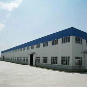 Certificated Steel Structure Buildings for European Market (LTX537) pictures & photos