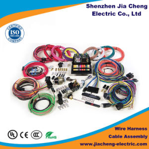 Hot Sell Usefull Power Supply Cable Assembly Auto Wire Harness pictures & photos