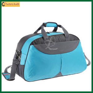 2016 Blue Fashion Portable Duffel Travel Bag (TP-TLB043) pictures & photos