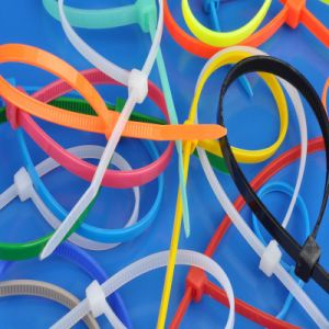 Self-Locking Cable Tie (2.5X100, colorful) pictures & photos
