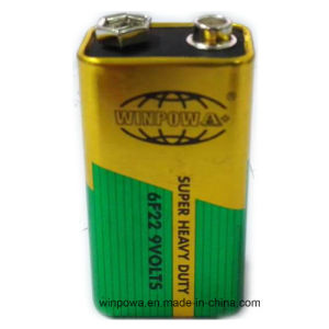 Low Cost NiMH 6hr61 Replacement PP3 9V Battery