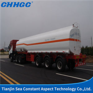 High Quality Dry Bulk Tank Trailer pictures & photos