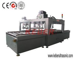 Large Plastic Pallets Infrared Radiation Welding Machine KEB-IR1211 pictures & photos