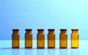 10ml Neutral Borocilicate Amber Glass Vial for Medical Use pictures & photos