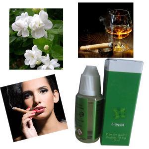 Original E Cigarette Liquids with Jasmine Flavor (10ml/30ml/50ml)