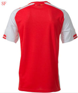 2014/2015A Rsenal Red Soccer Jersey Football Jersey pictures & photos