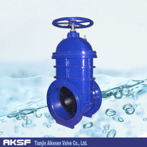 Non-Rising Stem Sliped Disc Gate Valve