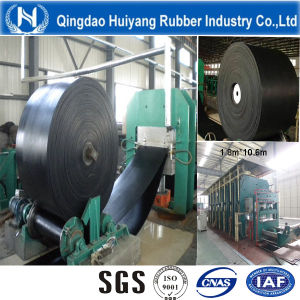 Coal Mining Ep Polyester Fabric Rubber Conveyor Transmission Belt pictures & photos
