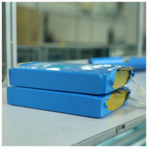 Factory Sale Lithium Ion Polymer 96V 120V 144V 300V 600V 10kwh 20kwh EV LiFePO4 Battery Pack with BMS pictures & photos