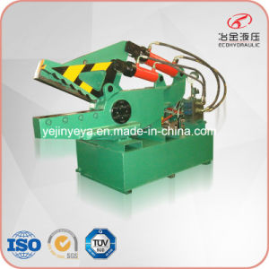 Q08-160b Hydraulic Scrap Metal Steel Iron Aluminum Cutting Alligator Shear pictures & photos