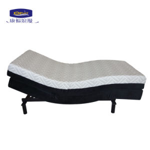 Factory with 20 Years Experience New Design Adjusatble Bed Eclectric Bed with Massage pictures & photos